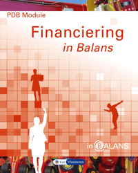PDB Module Financiering in Balans